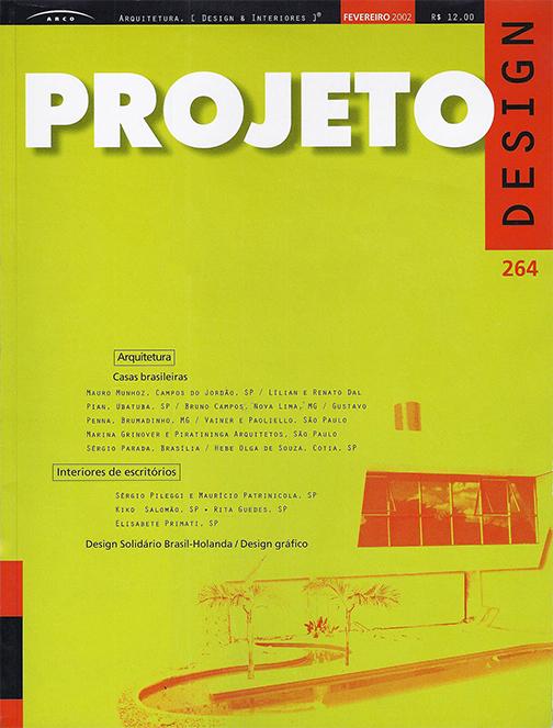 Revista Projeto 264