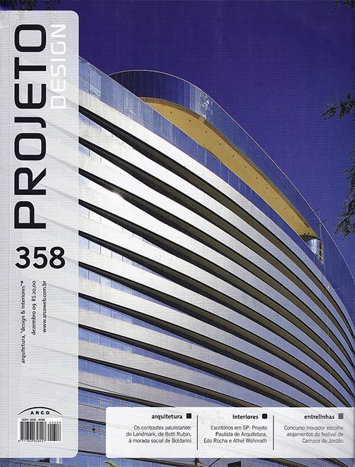 Revista Projeto 358