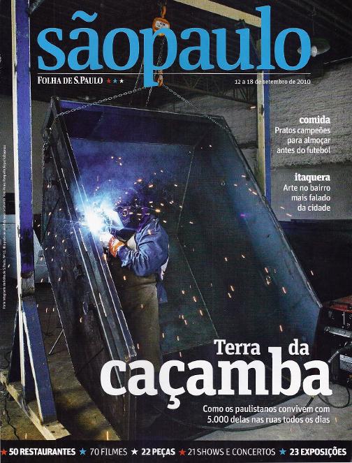 Folha de São Paulo Magazine