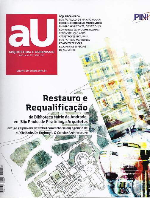 AU Magazine 205