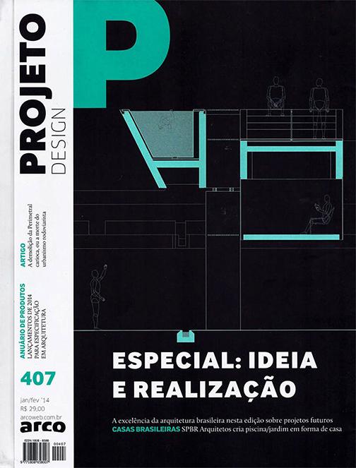Revista Projeto 407