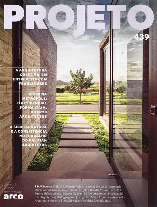 Revista Projeto 439
