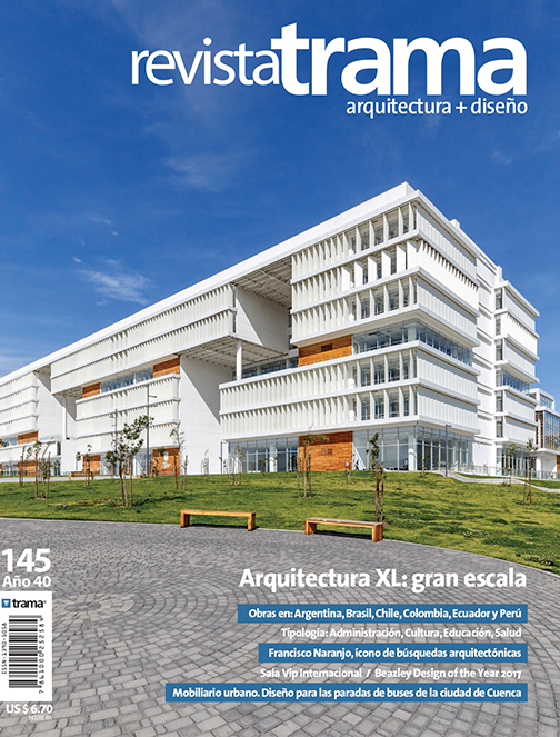 Trama Magazine 145
