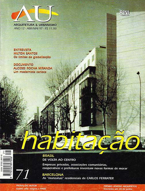 Revista AU 71