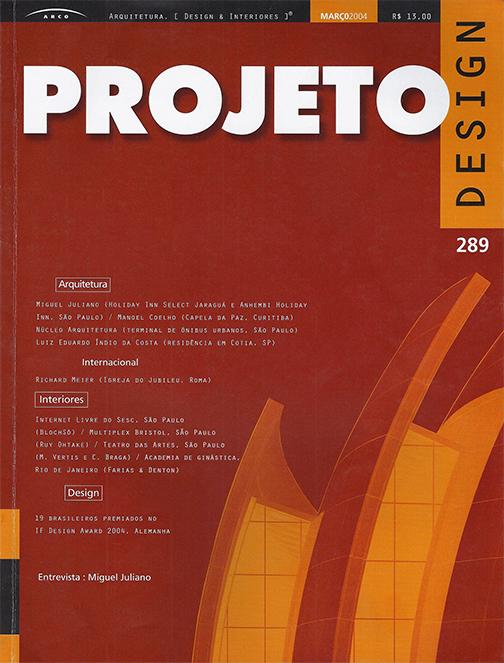 Projeto Magazine 289
