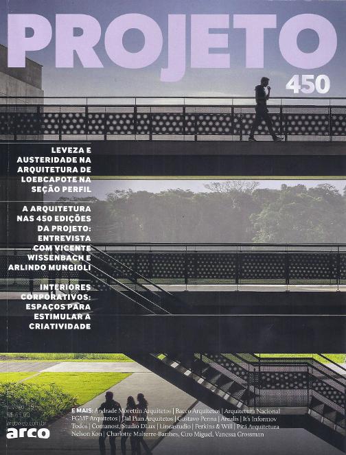 Projeto Magazine 450
